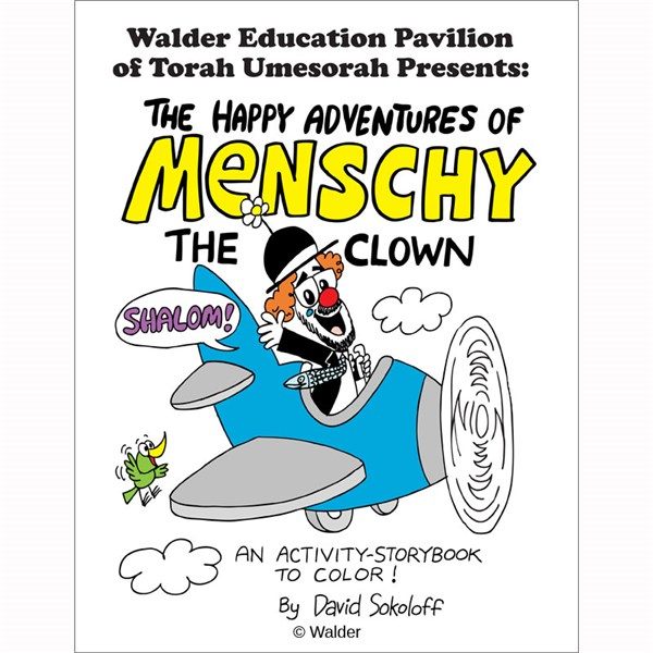 The Happy Adventures Of Menschy The Clown