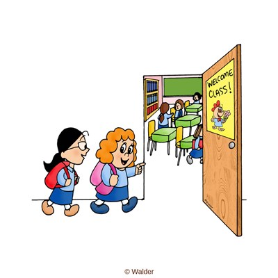 entering class walder education Whiteboard Clip Art Clock Clip Art