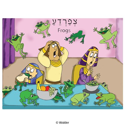 ten plagues frogs walder education Whiteboard Clip Art Calendar Clip Art