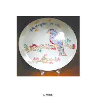 China Plates for Mothers day or Fathers day