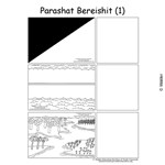 Parshas Bereishis Sequencing in  English
