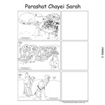 Parshas Chaya Sarah Sequencing in  English