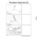 Parshas Vayeitzei Sequencing in  English