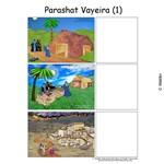 Parshas Vayeira Sequencing in  English