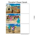 Parshas Chayei Sarah Sequencing in  English