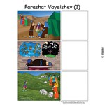 Parshas Vayeishev Sequencing in  English