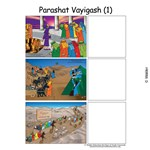 Parshas Vayigash Sequencing in  English