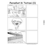 Parshas Ki Seitzei Sequencing in English