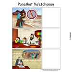 Parshas Vaeschanan Sequencing in English