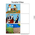Parshas Eikev Sequencing in English