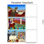 Parshas Vayeilech Sequencing in English