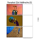 Parshas Vezos Habrachah Sequencing in English