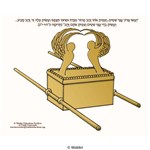 Parshas Terumah Pictures with Pesukim in Hebrew
