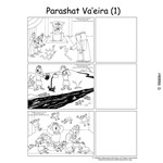 Parshas Vaeira Sequencing in English