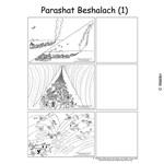 Parshas Beshalach Sequencing in English