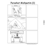 Parshas Mishpatim Sequencing in English