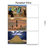 Parshas Yisro Sequencing in English