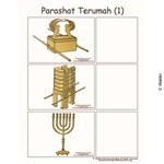 Parshas Terumah Sequencing in English