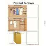 Parshas Tetzaveh  Sequencing in English