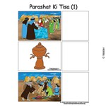 Parshas Ki Sisa  Sequencing in English