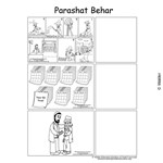 Parshas Behar Sequencing in  English