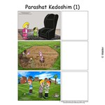 Parshas Kedoshim Sequencing in  English