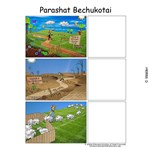 Parshas Bechukosai Sequencing in  English