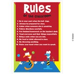Rules of the classroom numbers juggling