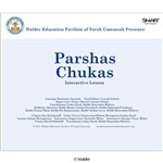 Parshas Chukas Interactive Smartboard Lesson