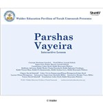 Parshas Vayeira Interactive Smartboard Lesson