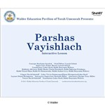 Parshas Vayishlach Interactive Smartboard Lesson