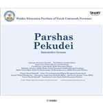 Parshas Pekudei Interactive Smartboard Lesson
