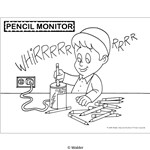 Classroom Jobs:  Pencil Monitor