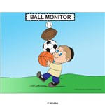 Classroom Jobs:  Ball Monitor