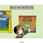 Classroom Jobs: Weather  Monitor