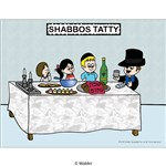 Classroom Jobs: Shabbos Tatty