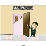Classroom Jobs:  Door Monitor