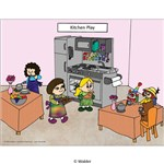 Scene:   Kitchen Play
