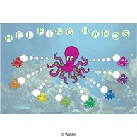 Interactive Octopus Helping Hands