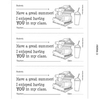 """Have a Great Summer"" Card"