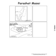 Parshas Masei Sequencing in English