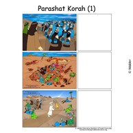 Parshas Korach Sequencing in English