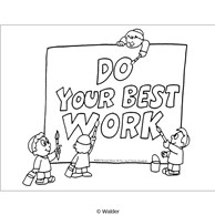 Do Your Best Work