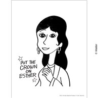 Put the Crown on Esther