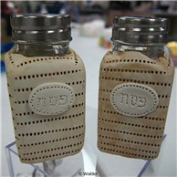 Matzah Salt Shaker for Pesach