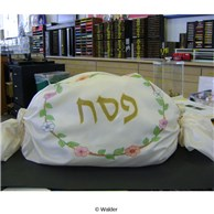 Pesach Seder Pillow with a twist