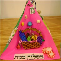 Purim Quadrama Display