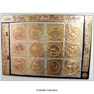 Twelve Tribes Copper Picture