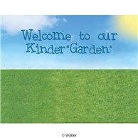 Welcome to Our Kinder 'Garden'