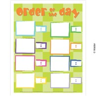 Order of the day fun font
